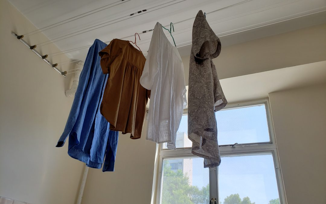 Dirty Laundry: Hanging it out to dry in the servant's wing